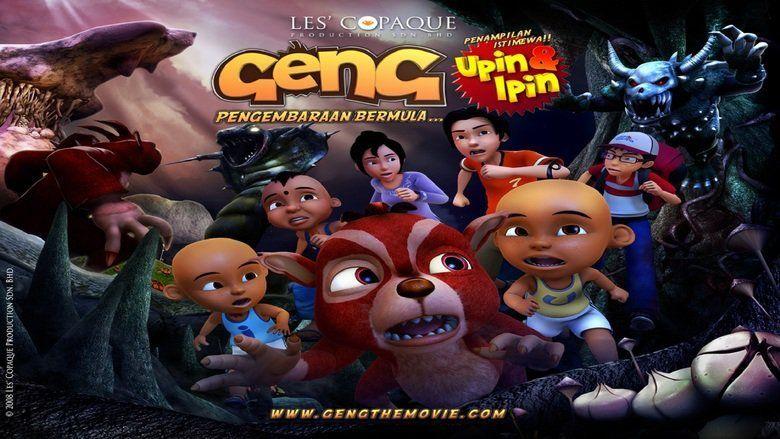 Geng: The Adventure Begins movie scenes