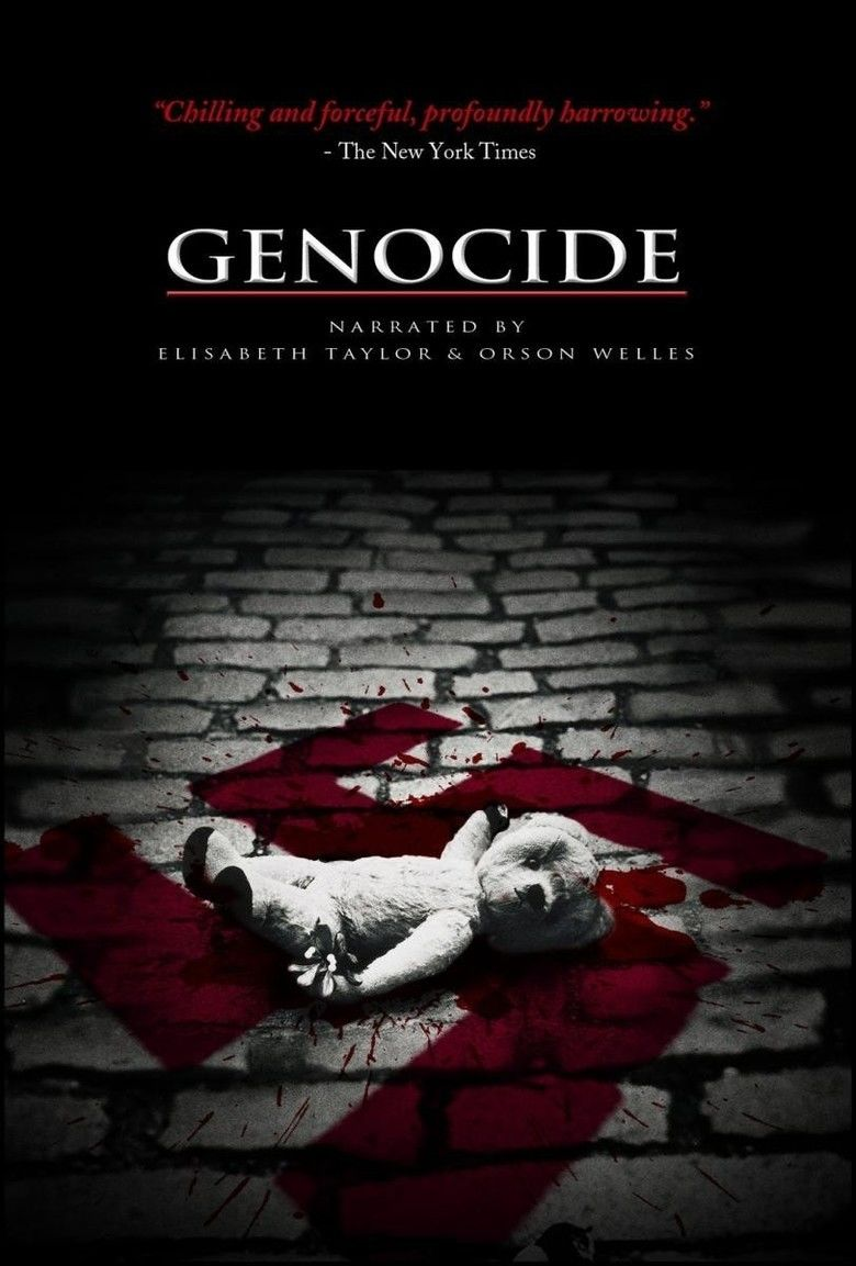 Genocide (film) movie poster