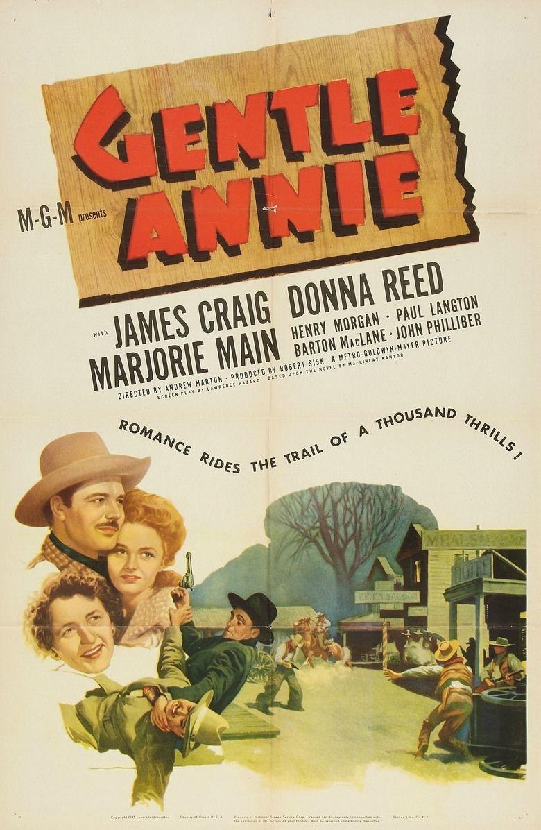 Gentle Annie (film) movie poster
