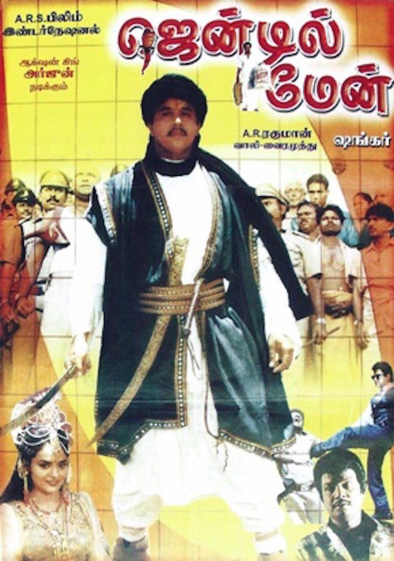 Gentleman (1993 film) movie poster