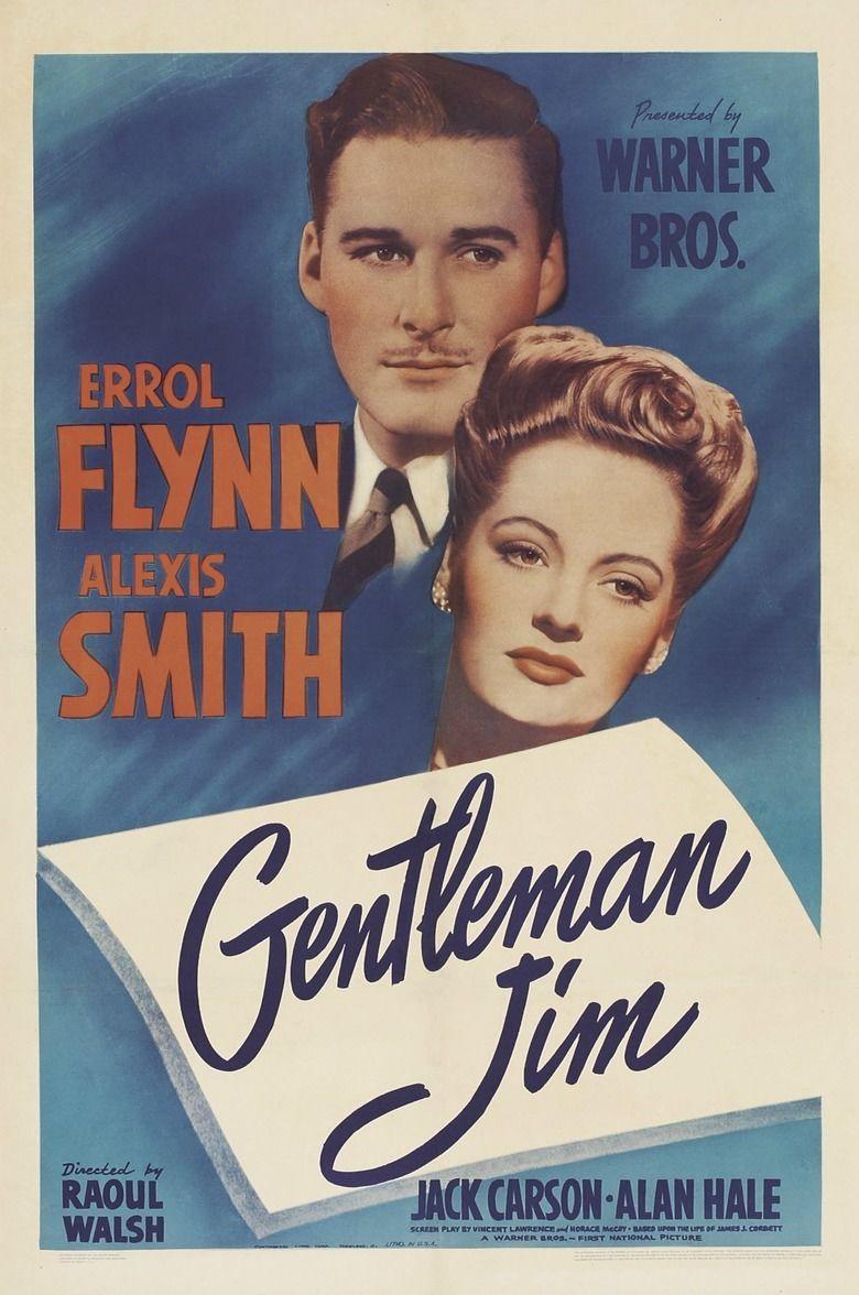 Gentleman Jim (film) movie poster