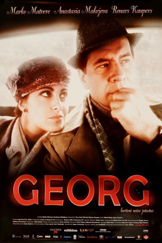 Georg (film) movie poster