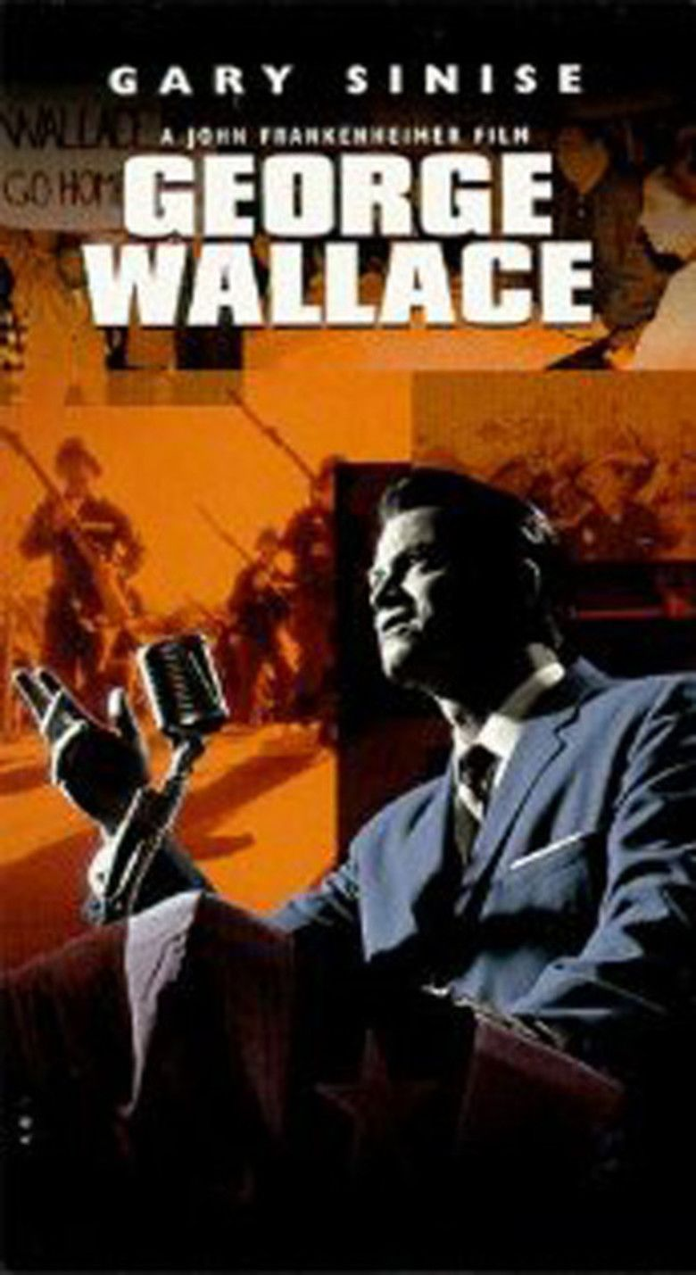 George Wallace (film) movie poster
