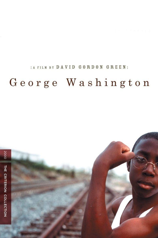 George Washington (film) movie poster