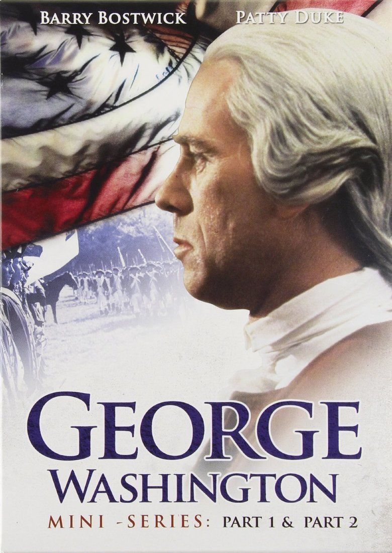 George Washington (miniseries) movie poster