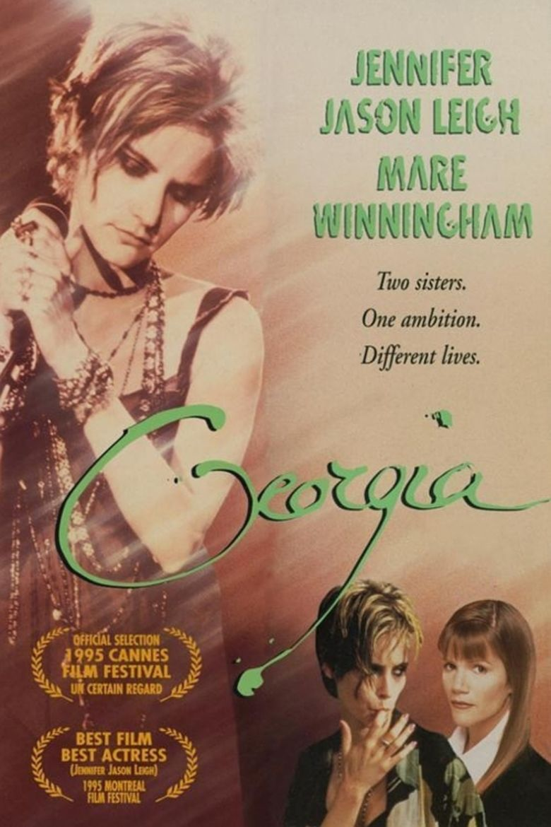 Georgia (1995 film) movie poster
