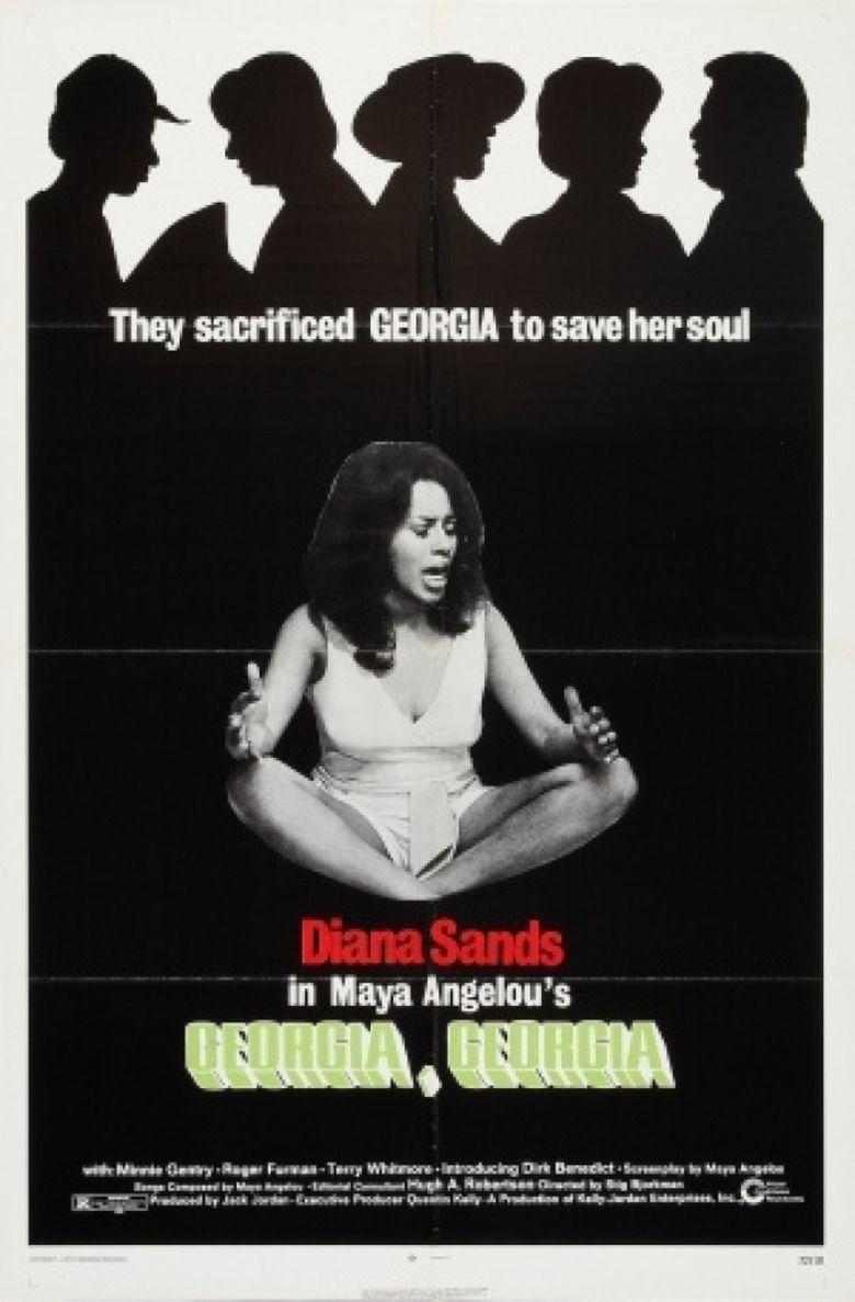Georgia, Georgia movie poster