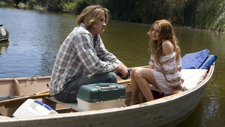 Lindsay Lohan Blowjob scen