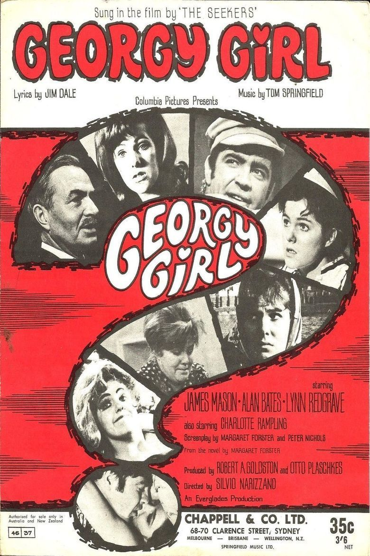 Georgy Girl movie poster