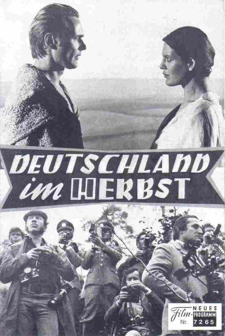 Germany in Autumn movie poster