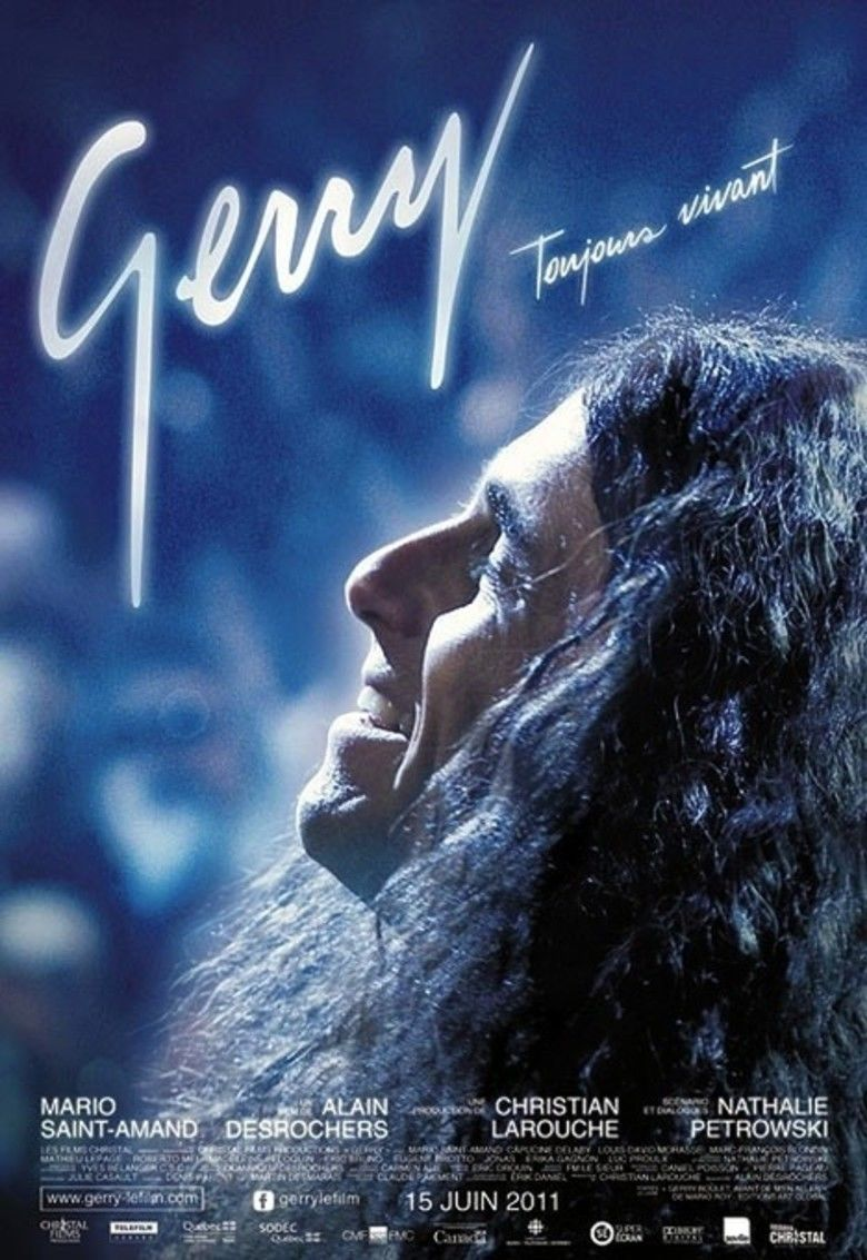 Gerry (2011 film) movie poster