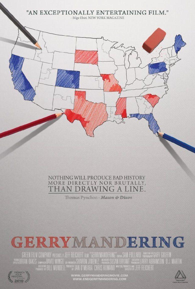 Gerrymandering (film) movie poster