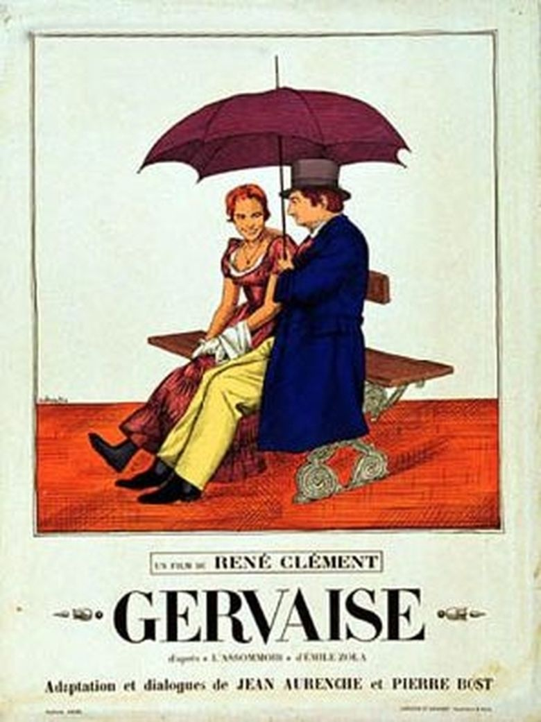 Gervaise movie poster