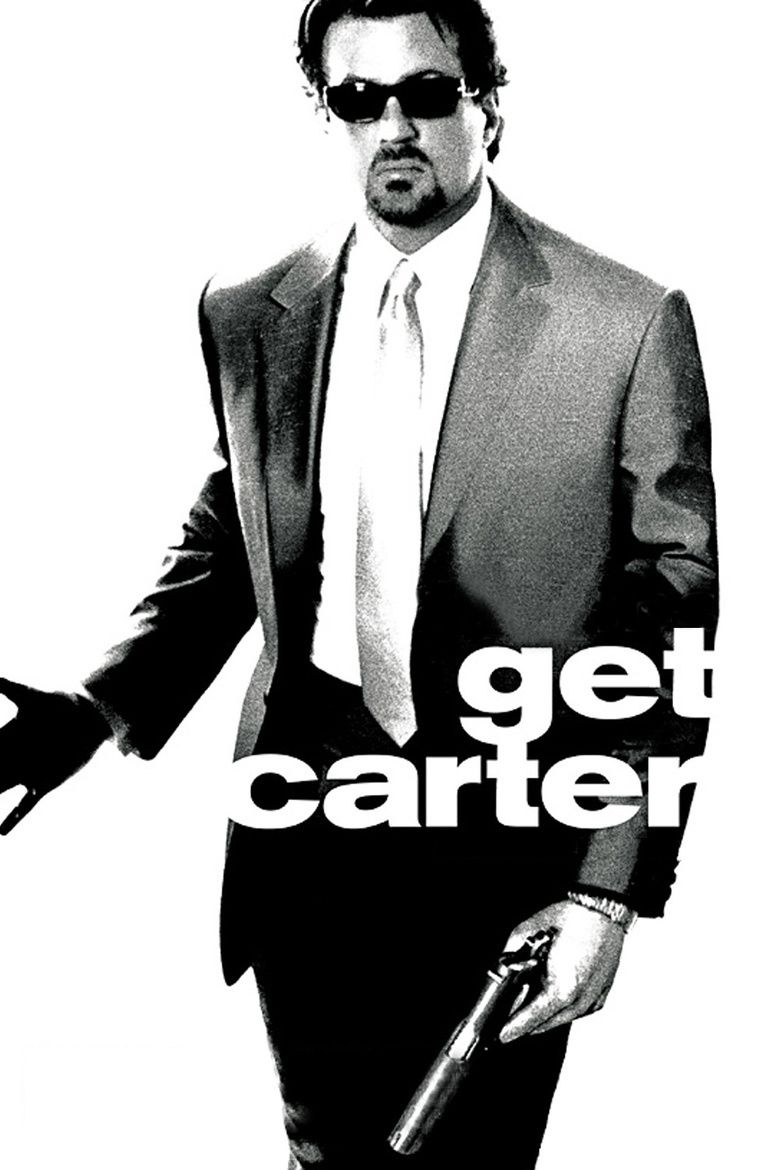 Get Carter (2000 film) movie poster