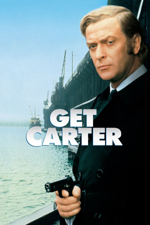 Get Carter movie poster