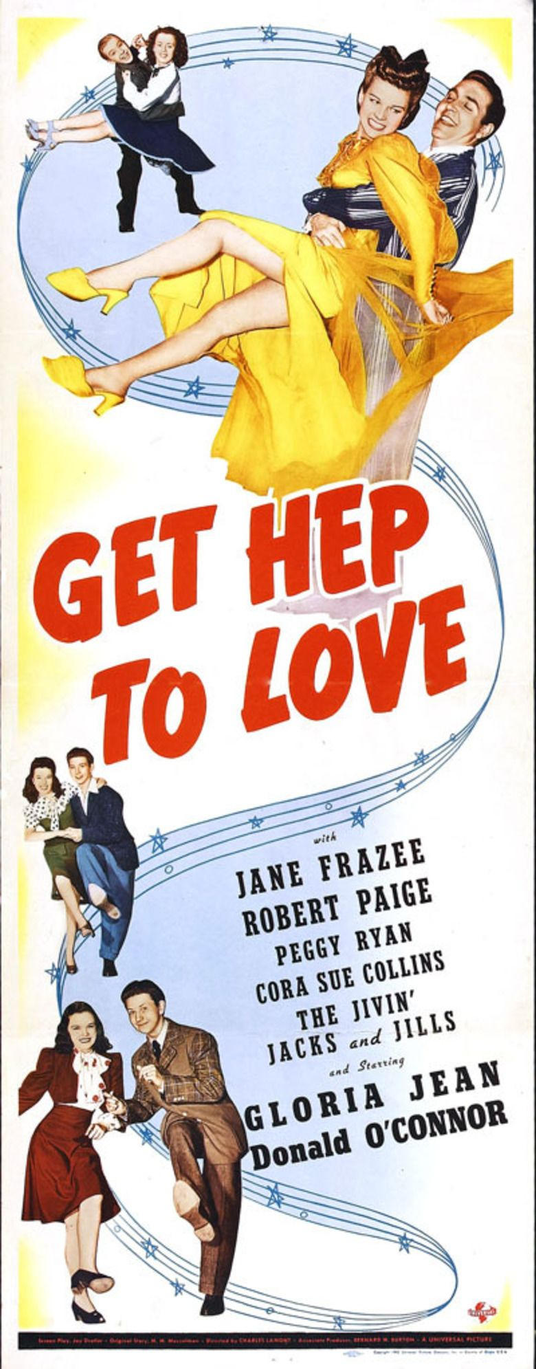 Get Hep to Love movie poster