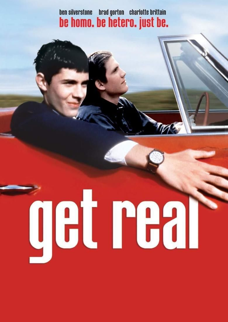 Get Real (film) movie poster