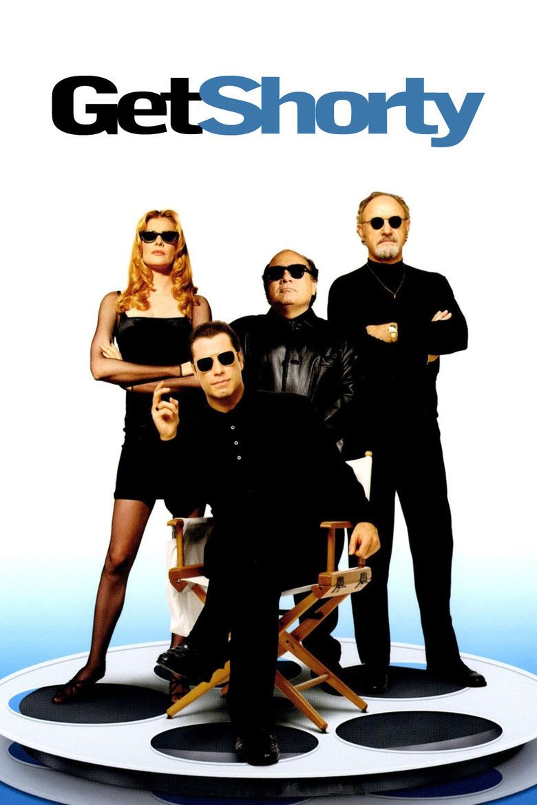 Get Shorty (film) movie poster