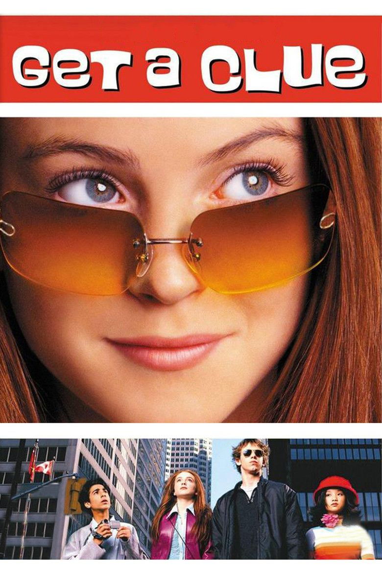 Get a Clue movie poster