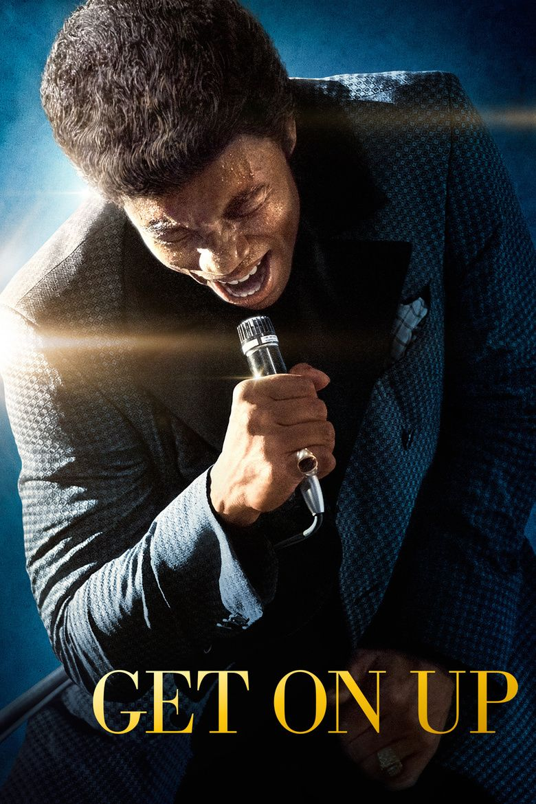 Get on Up (film) movie poster