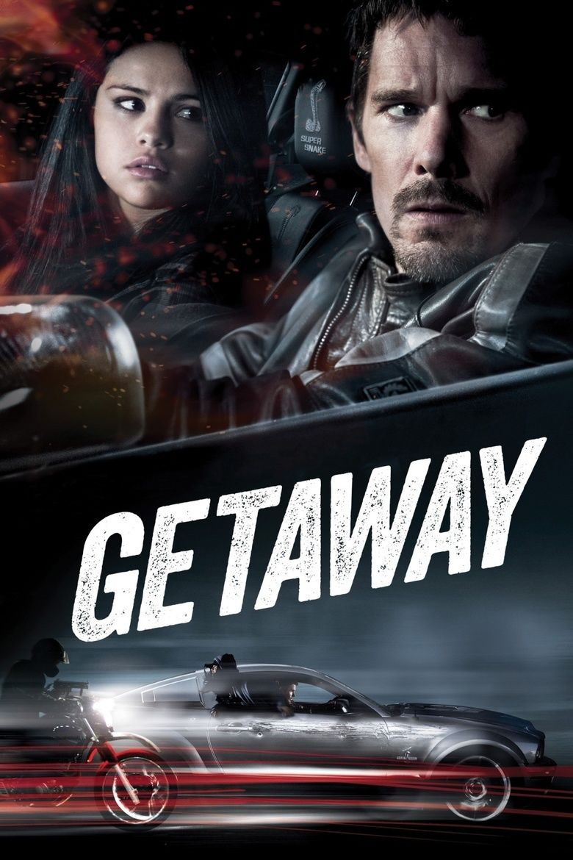 Getaway (film) movie poster