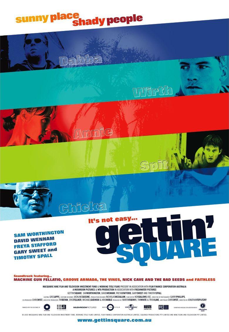 Gettin Square movie poster
