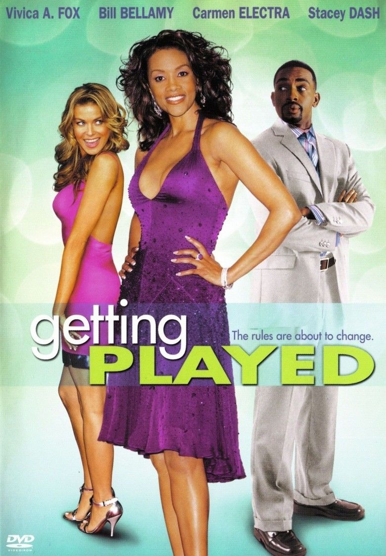 Getting Played movie poster