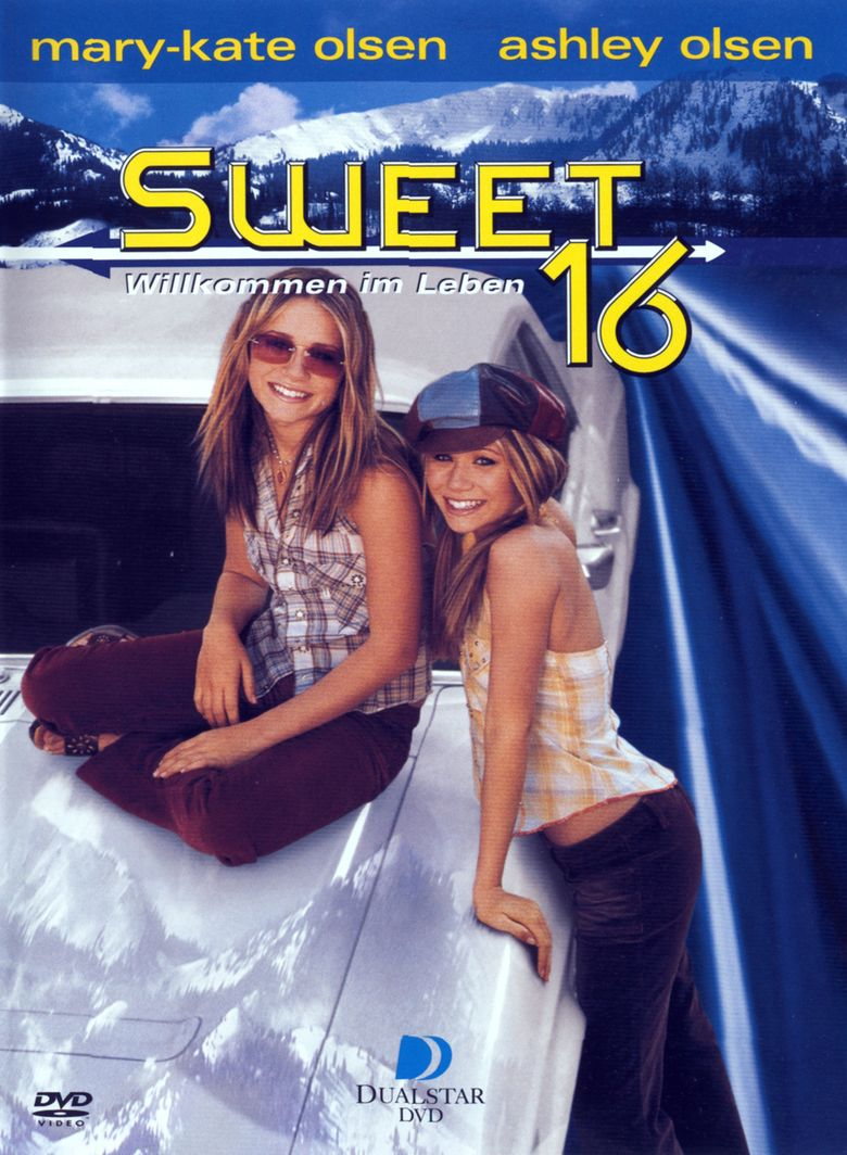Getting There: Sweet 16 and Licensed to Drive movie poster