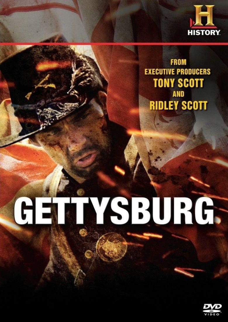 Gettysburg (2011 film) movie poster