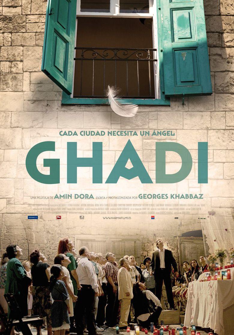 Ghadi (film) movie poster