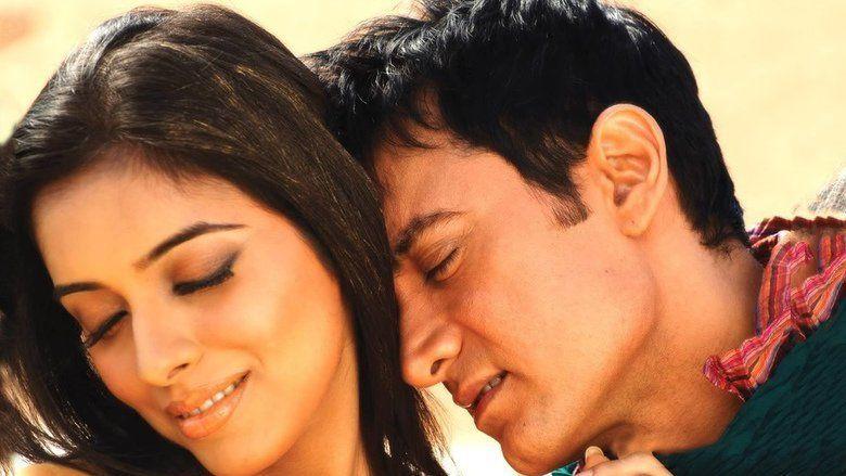 Ghajini (2008 film) movie scenes