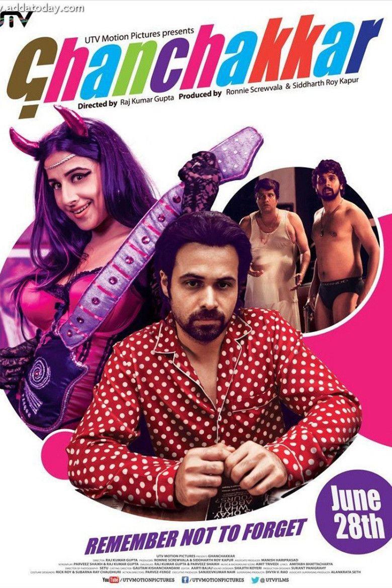 Ghanchakkar (film) movie poster