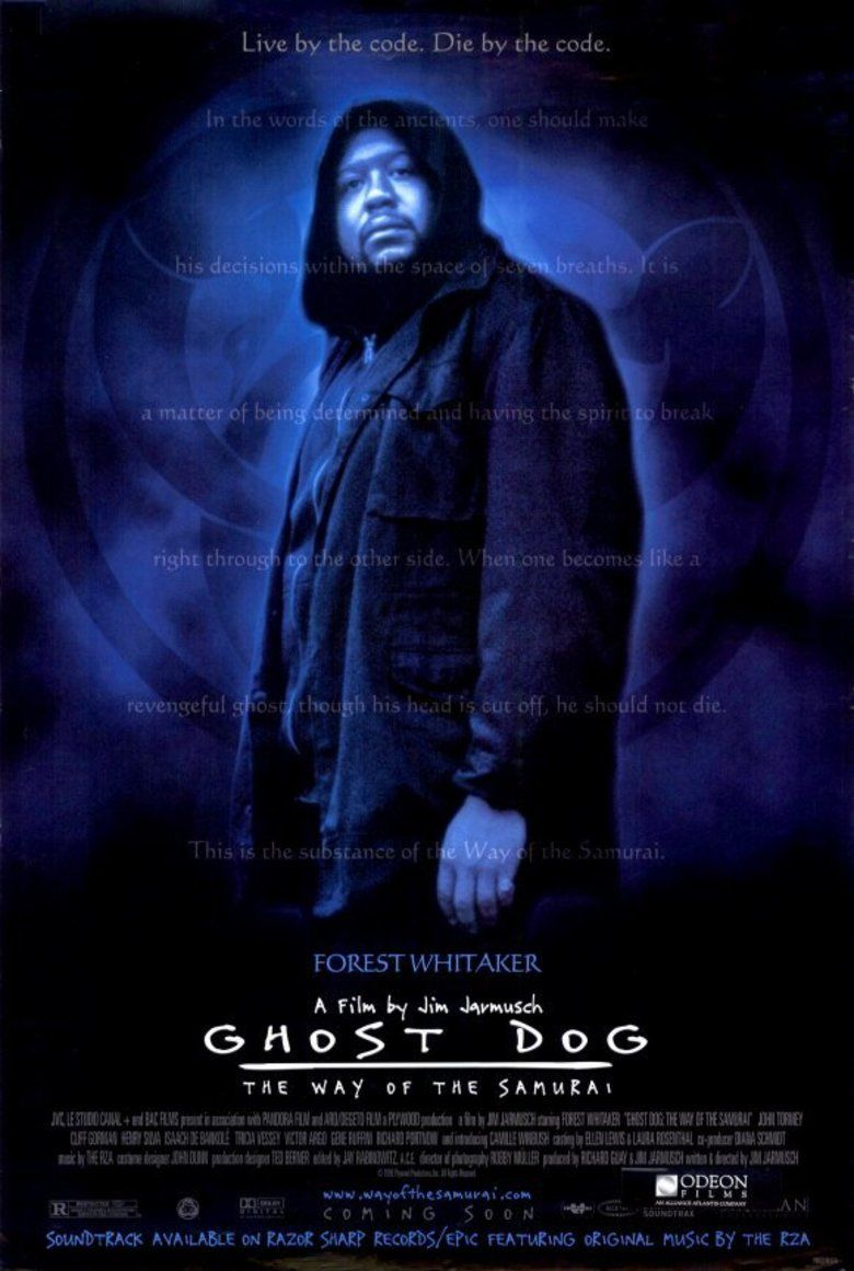 Ghost Dog: The Way of the Samurai movie poster