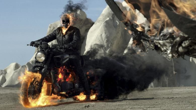 Ghost Rider: Spirit of Vengeance movie scenes