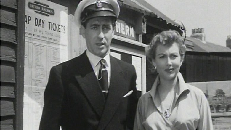 Ghost Ship (1952 film) movie scenes