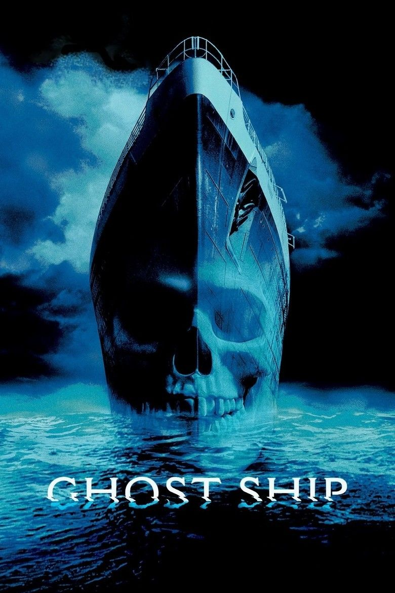 Ghost Ship (2002 film) movie poster