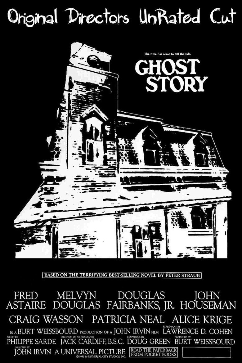 Ghost Story (film) movie poster