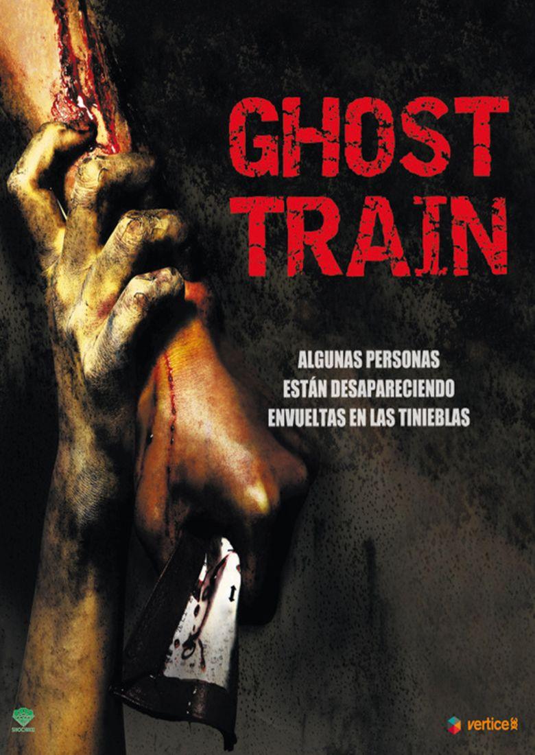 Ghost Train (2006 film) movie poster