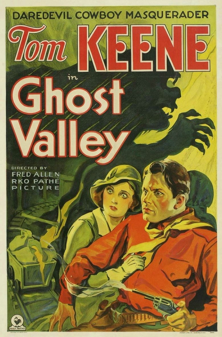 Ghost Valley movie poster