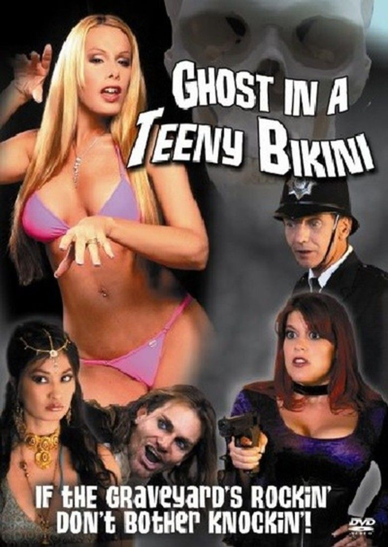 Ghost in a teeny bikini porn movie hentai pics
