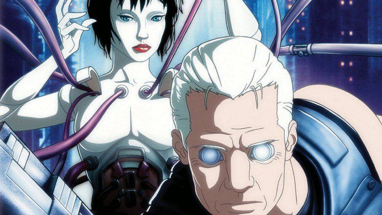 Ghost in the Shell 2: Innocence movie scenes