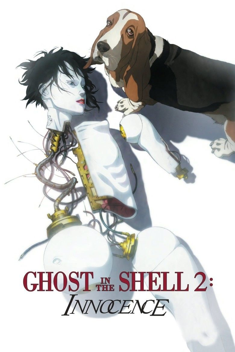 Ghost in the Shell 2: Innocence movie poster