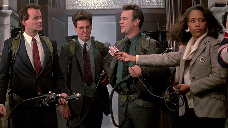 Ghostbusters II movie scenes
