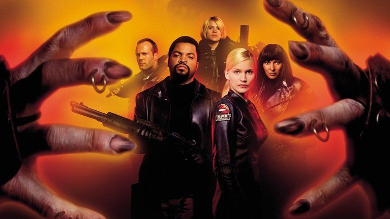 Ghosts of Mars movie scenes