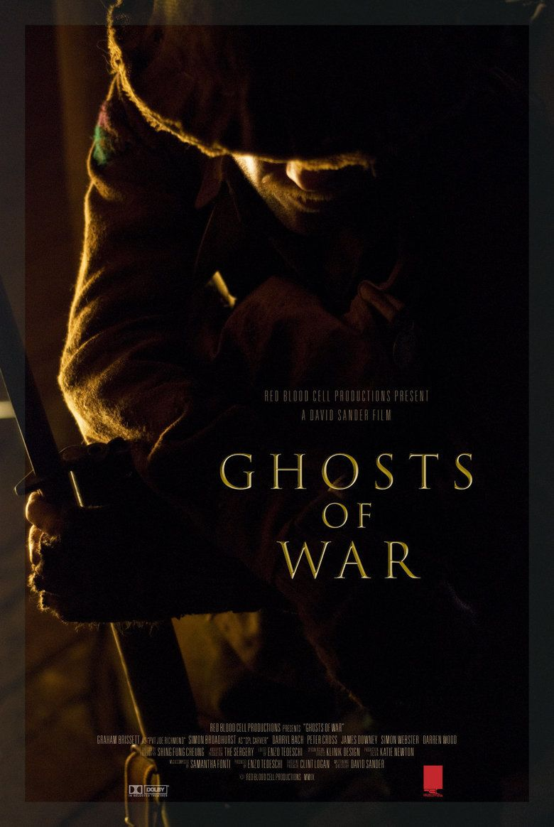 Ghosts of War movie poster