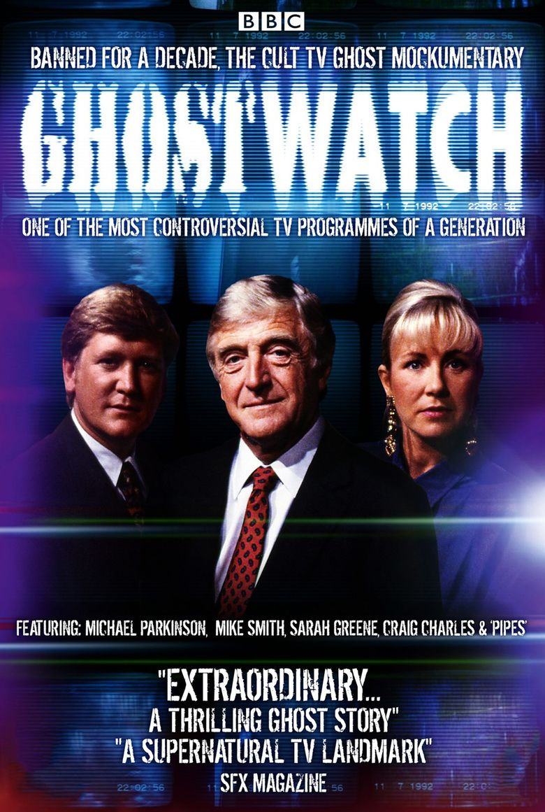 Ghostwatch movie poster