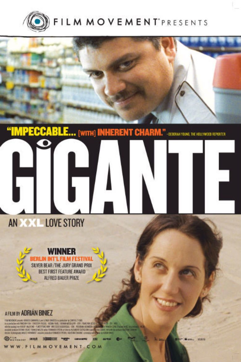 Giant (2009 film) movie poster