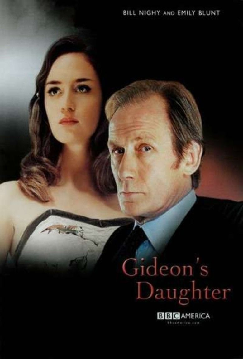 Gideons Daughter movie poster