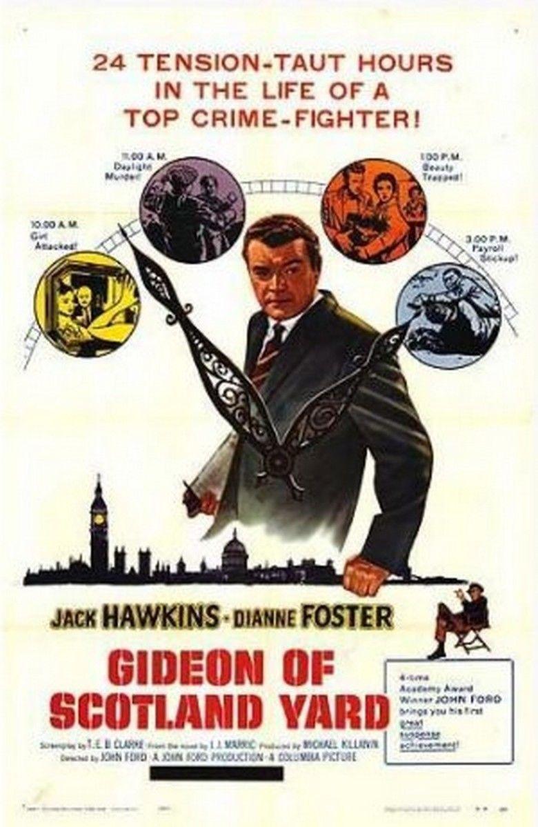 Gideons Day (film) movie poster