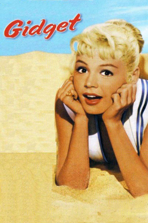 Gidget (film) movie poster